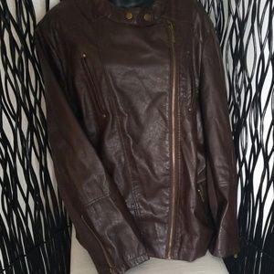 Brown Ladies Sports Jacket NWT